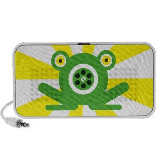 Drain Frog® Notebook Speakers