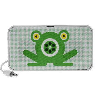 Drain Frog® iPhone Speakers