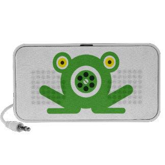 Drain Frog® iPod Speakers