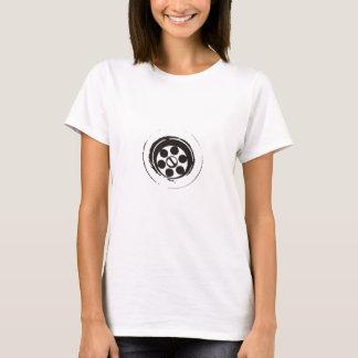 Drain ladies t-shirt white