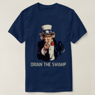 Drain the Swamp (Dark) T-Shirt
