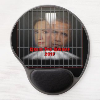 Drain the Swamp!! Gel Mouse Pad