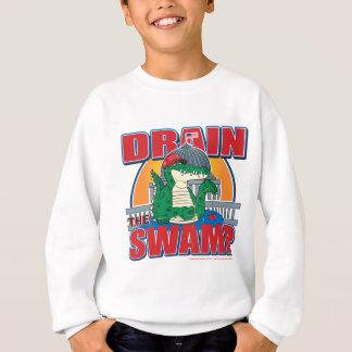 Drain The Swamp in Washington Sweatshirt