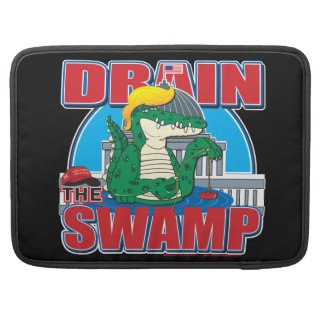 Drain-The-Swamp Sleeve For MacBooks
