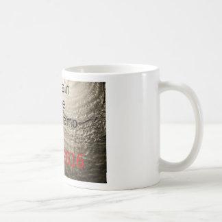 Drain The Swamp Trump-Clinton Political Design Coffee Mug