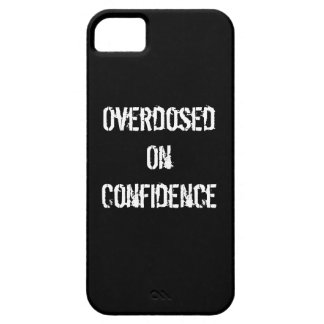 Drake Case- Overdosed On Confidence iPhone 5 Cases
