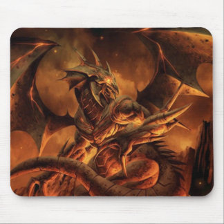 Drake of the Mountain Mouse Pad