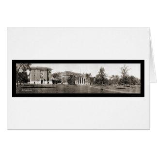 Drake University IA Photo 1914 Card