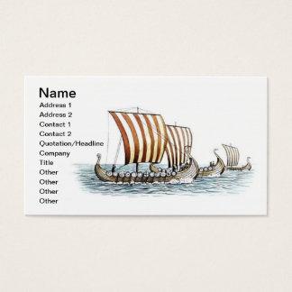 Drakkar Business Card