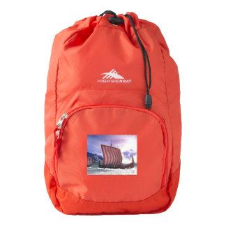 Drakkars - 3D render Backpack