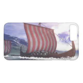 Drakkars - 3D render iPhone 8 Plus/7 Plus Case