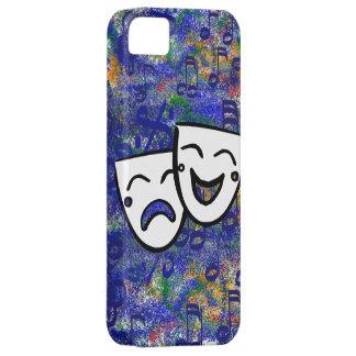 Drama A Musical Splash iPhone 5 Cases