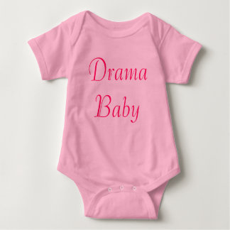 Drama Baby Baby Bodysuit