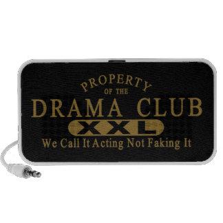 Drama Club Mp3 Speaker