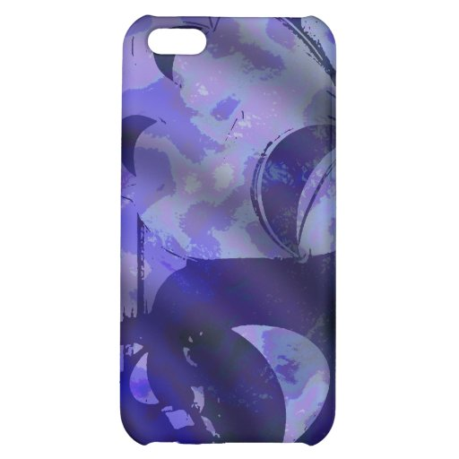 drama comedy masks blue iPhone 5C covers