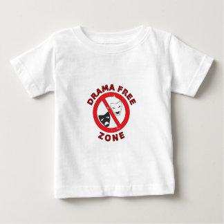 Drama Free Zone Baby T-Shirt