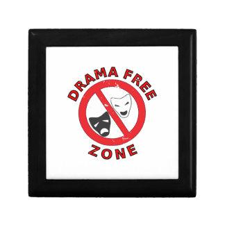 Drama Free Zone Gift Box