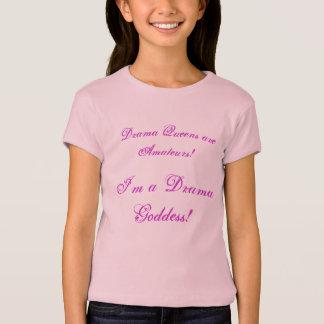 Drama Goddess! Kid's shirt
