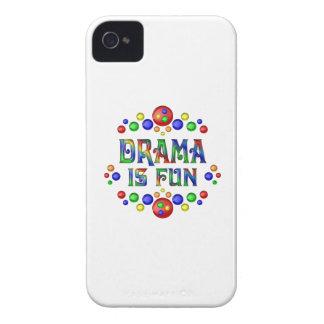 Drama is Fun iPhone 4 Cover