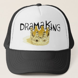 Drama King Trucker Hat