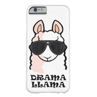 Drama Llama Barely There iPhone 6 Case
