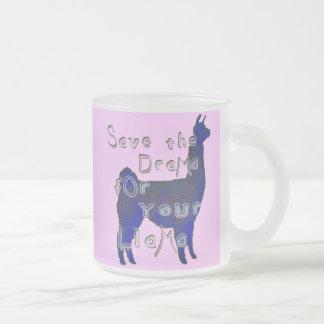 drama llama, mugs