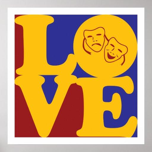 Drama Love Poster