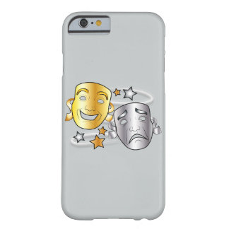 Drama Masks Comedy and Tragedy Barely There iPhone 6 Case