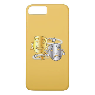 Drama Masks Comedy and Tragedy iPhone 7 Plus Case