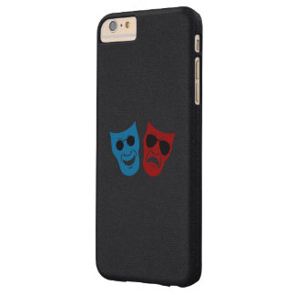 Drama Masks with Sunglasses Barely There iPhone 6 Plus Case