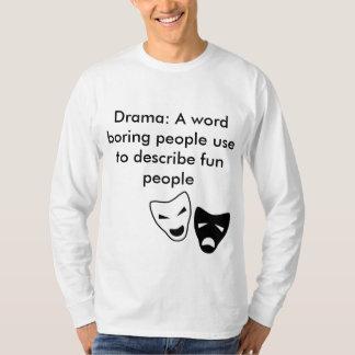 Drama Men's long-sleeve heavyweight T-Shirt