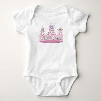 Drama Queen Baby Bodysuit