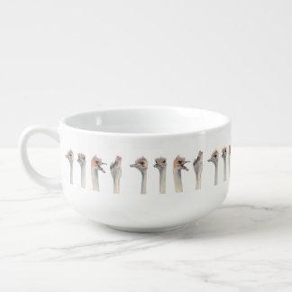 """""""Drama Queen"""" Soup Mug"""