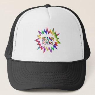 Drama Rocks Trucker Hat