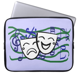 Drama: the Musical Laptop Sleeve