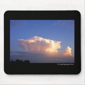 Dramatic Cloud Formation Mouse Pad