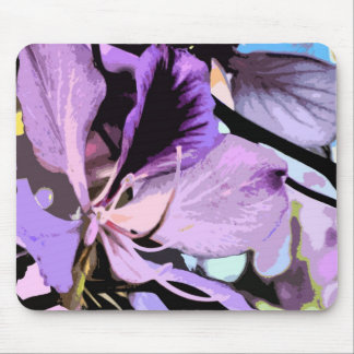 Dramatic & Delicate Mouse Pad