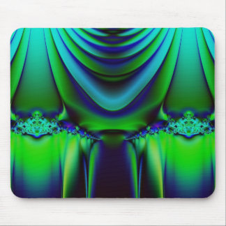 Dramatic Fractal Mouse Pad