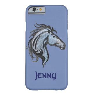 Dramatic Horse iphone / ipad case