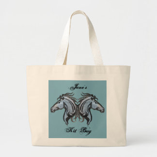 Dramatic Horse Kit Bag