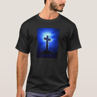 Dramatic Jesus Crucifixion T-Shirt