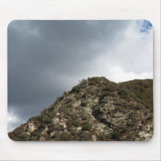 Dramatic Mountain 16 Mouse Pad