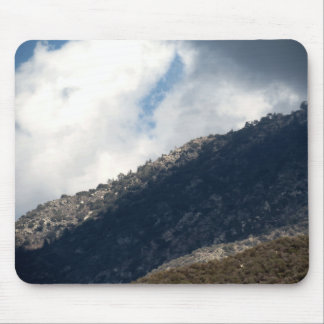 Dramatic Mountain 8 Mousepad