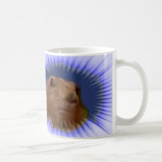 Dramatic Prairie Dog (Chipmunk) Coffee Mug