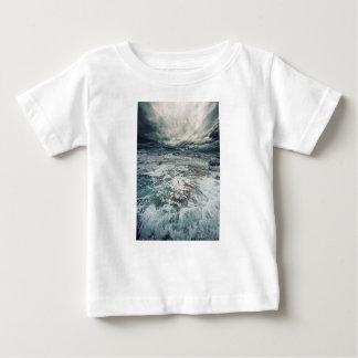 Dramatic Seas Baby T-Shirt