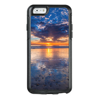 Dramatic seascape, sunset, CA OtterBox iPhone 6/6s Case