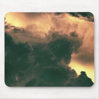 Dramatic sky mousepad