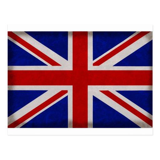 Drapeau anglais d 39 angleterre textur carte postale zazzle - Malle drapeau anglais ...