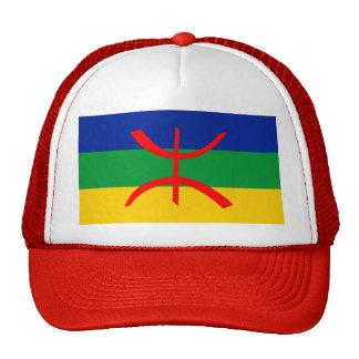 drapeau berbere cap