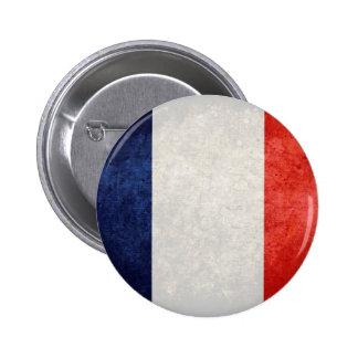 Drapeau de la France Buttons